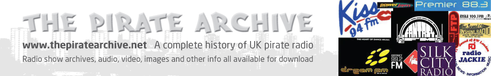 The Pirate Archive