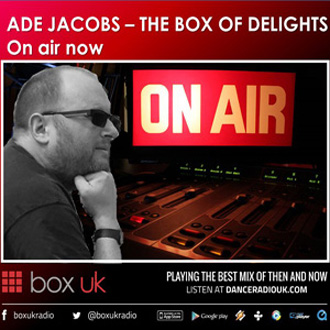 7-9pm - Ade Jacobs