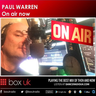 9-11pm - Paul Warren