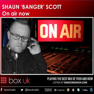 11am-2pm - Shaun 'Banger' Scott